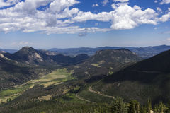 Rocky Mountains. Rocky Mountain National Park, Colorado Royalty Free Stock Images