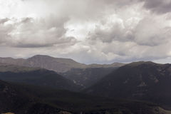 Rocky Mountains. Rocky Mountain National Park, Colorado stock photo