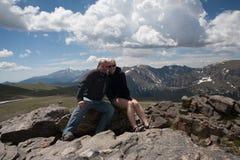 Rocky Mountains National Park, royaltyfri foto