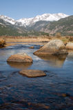 Rocky Mountains National Park stock photos