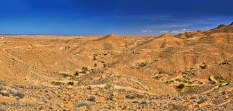 Rocky mountains near Chebika, Sahara Desert, Tunisia, Africa, HD Royalty Free Stock Image