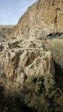 Rocky Mountains nel distretto di Kotayk Fotografia Stock Libera da Diritti