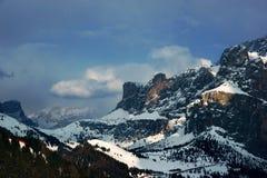 Rocky Mountains in primavera Fotografie Stock Libere da Diritti