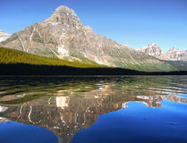 Canadian Rockies Parkway Icefields Lake Banff Stock Photos