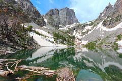 Rocky Mountains, USA Royalty Free Stock Photography