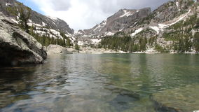 Rocky Mountains, USA stock footage