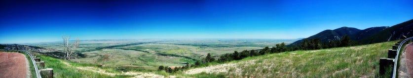Rocky Mountains USA stock image