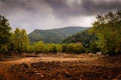 Rocky Natural Landscape Stock Images