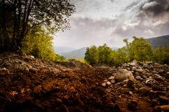 Rocky Natural Landscape Stock Photography