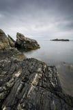 Rocky, North Ireland landscape Stock Photo