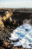 Rocky Northern California Coast Royalty Free Stock Images