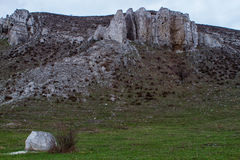 The rocky outcrop Royalty Free Stock Images