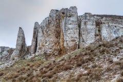 The rocky outcrop Stock Photo