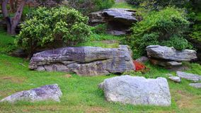 Rocky Outcrop, Sandstone Royalty Free Stock Image