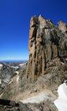 Rocky peak Royalty Free Stock Images