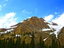 Rocky Peak Royalty Free Stock Photos