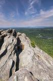 Rocky Peak Grandfather Mountain Vertical North Carolina Royalty Free Stock Photography