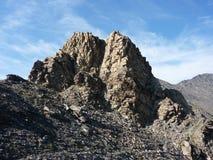 Rocky peak Royalty Free Stock Photo