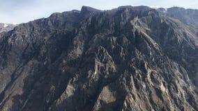 Rocky Peru-bergen stock footage