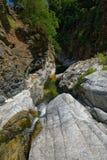 Rocky ridge Stock Image