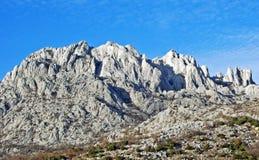 Free Rocky Ridge Of Tulove Grede Or Karst Mountain Peak Of Tulovice, Velebit - Croatia Royalty Free Stock Photos - 171122668