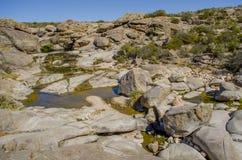 Rocky river Stock Photo