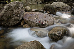 Rocky river Royalty Free Stock Photo