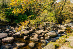 Rocky river Stock Image