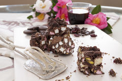 Rocky Road Stock Images