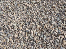 Rocky road texture Stock Photography