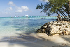 Rocky Rum Point Royalty Free Stock Image
