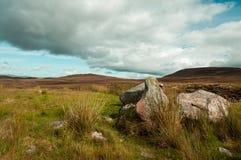 Rocky Scotland Royalty-vrije Stock Fotografie