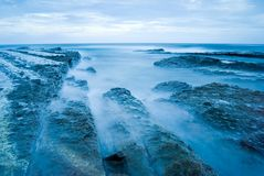Rocky Seacoast Royalty Free Stock Photo