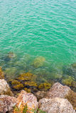 Rocky seascape Stock Image