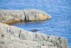 Rocky Seashore Royalty Free Stock Images