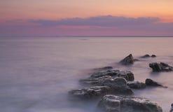 Free Rocky Seashore Royalty Free Stock Photo - 23476905