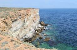 rocky seashore Obraz Stock