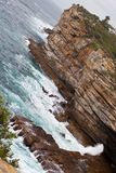 Rocky seashore Royalty Free Stock Photography