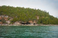 Rocky Seashore royalty free stock image