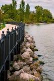 Rocky Shore Arkivbild