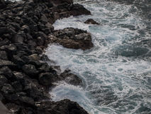 Rocky Shore Royalty Free Stock Images