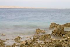 Rocky shore Royalty Free Stock Image