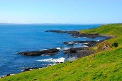 Rocky Shoreline Foto de Stock