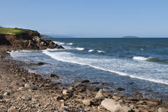Rocky Shoreline Photos stock