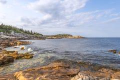 Rocky Shoreline Royalty Free Stock Image