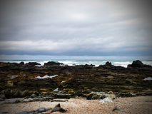 Rocky Shores 2 Royalty Free Stock Photo