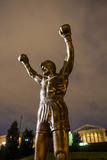 The Rocky Statue in Philadelphia Royalty Free Stock Photos
