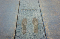 Rocky Steps in Philadelphia Royalty Free Stock Photography