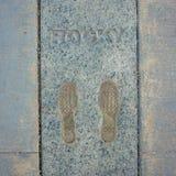 Rocky Steps in Philadelphia Stock Photo