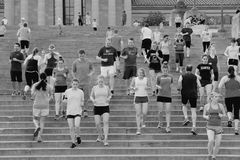 Rocky Steps Stock Photo